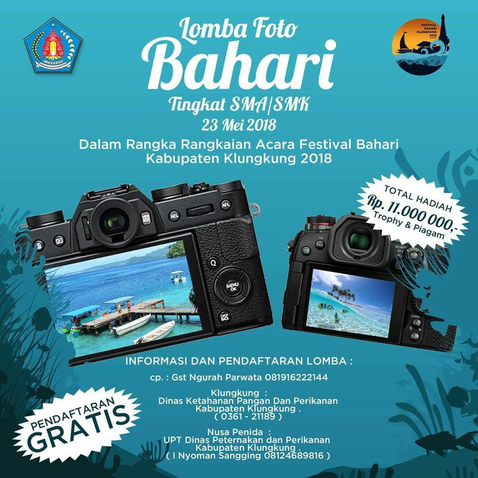 Festival Bahari di Klungkung