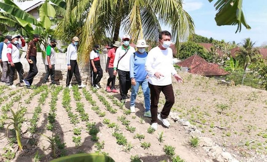 Bupati Suwirta Bedah Desa Tanglad, Tuntaskan Infrastruktur dan Kemiskinan