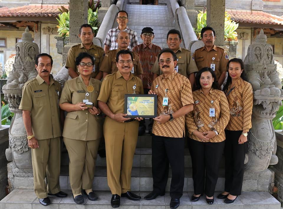 Klungkung Menjadi Kabupaten Kedua di Bali Peraih Predikat UHC