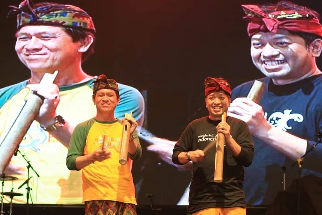 Nusa Penida Festival V 2019 Resmi Ditutup, Bupati Suwirta Minta Tidak Sombong Kalau Pariwisata Sudah