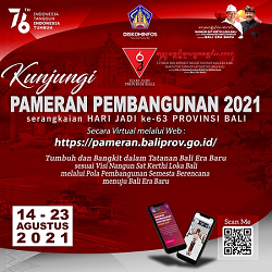 Pameran Pembangunan 2021