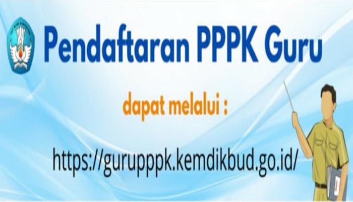 Pendaftaran PPPK Guru Tahun 2021